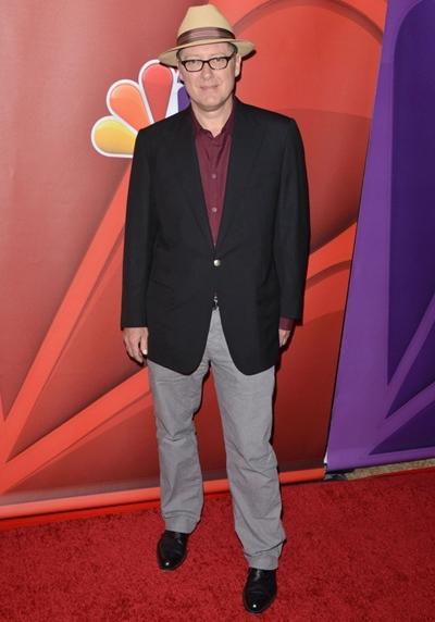 James Spader Height Weight Body Shape