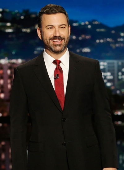 Jimmy Kimmel Body Measurements Shoe Size