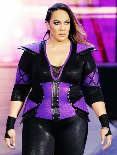 Nia Jax Body Measurements Bra Size Shape