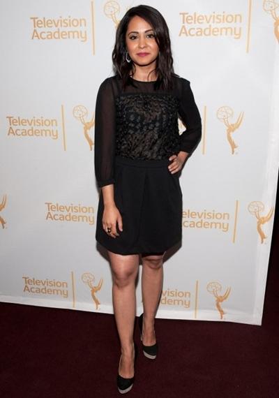 Parminder Nagra Height Weight Body Shape