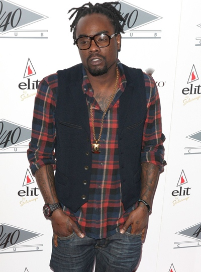 Rapper Wale Body Measurements