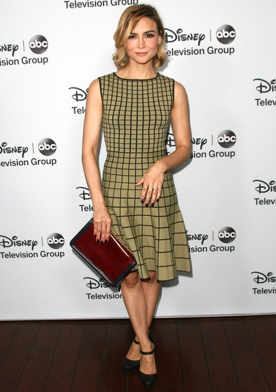 Samaire Armstrong Height Weight Body Shape