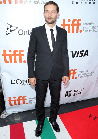 Tobey Maguire Height Weight Body Shape