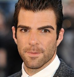 Zachary Quinto Height Weight Body Measurements Shoe Size Age Facts