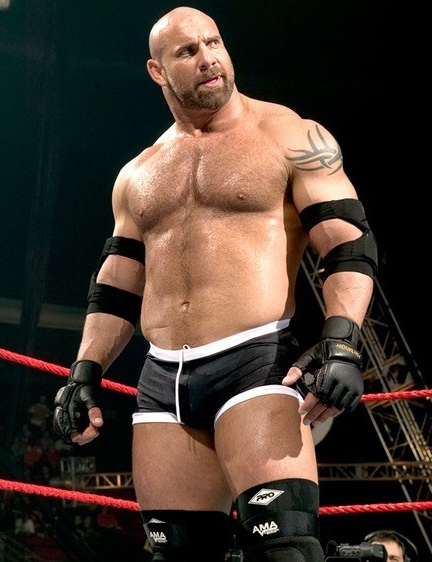 Bill Goldberg Height Weight Body Shape