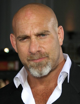 WWE Wrestler Bill Goldberg