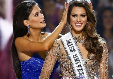 Iris Mittenaere Miss Universe Winning Moments