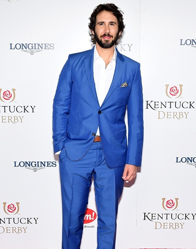 Josh Groban Body Measurements Shoe Size
