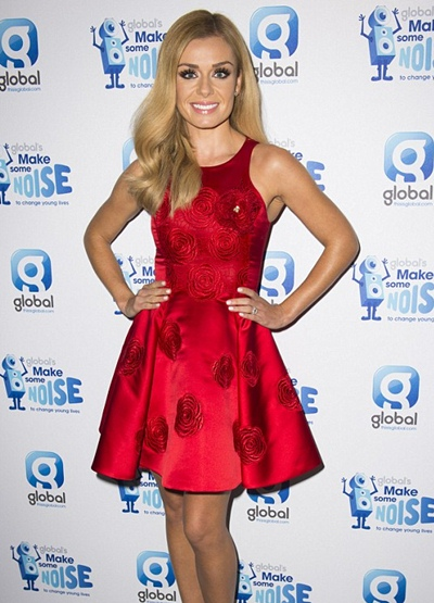 Katherine Jenkins Body Measurements Hair Eye Color
