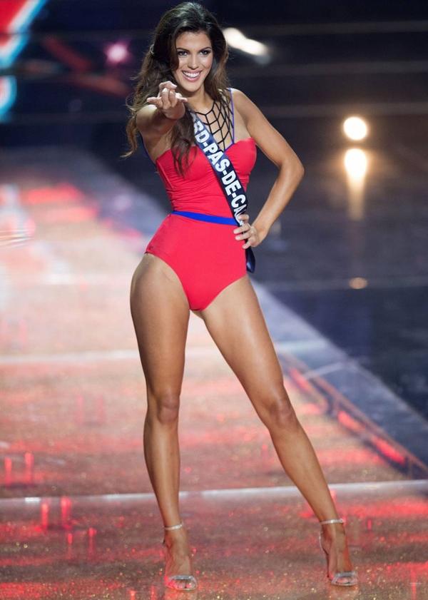 Miss Universe Iris Mittenaere Height Weight Body Shape