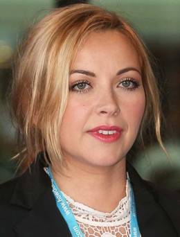 Singer Charlotte Church