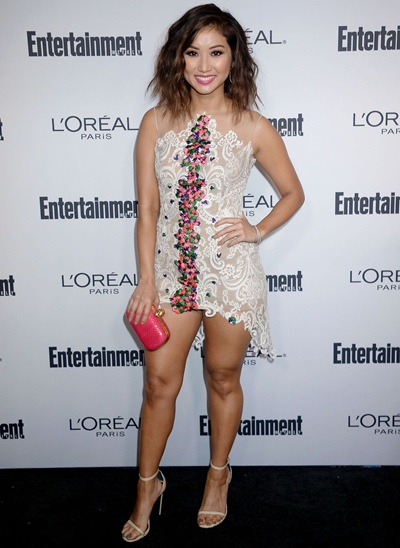 Brenda Song Body Measurements Bra Size