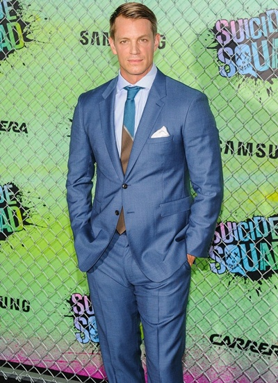 Joel Kinnaman Body Measurements Shoe Size