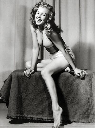 Marilyn Monroe Body Measurements Shoe Size