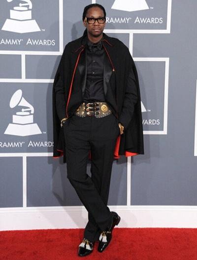 Rapper 2 Chainz Body Measurements Shape