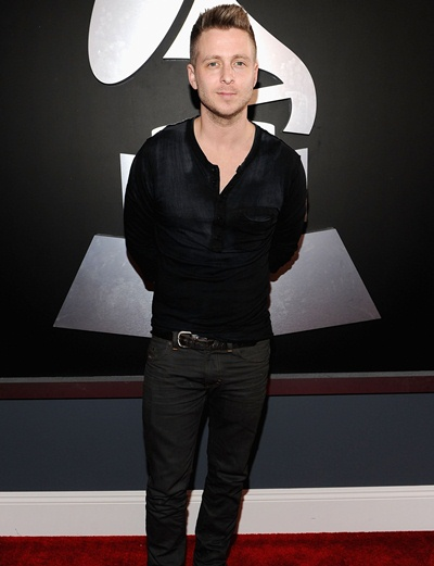 Ryan Tedder Body Measurements Shoe Size