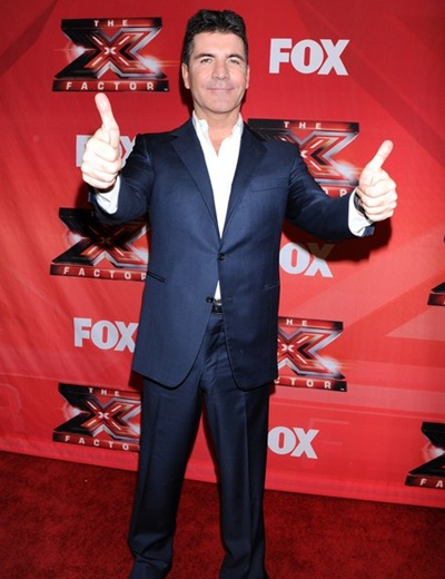 Simon Cowell Body Measurements Height Weight