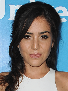 Actress Audrey Esparza