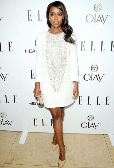 Aja Naomi King Height Weight Body Shape