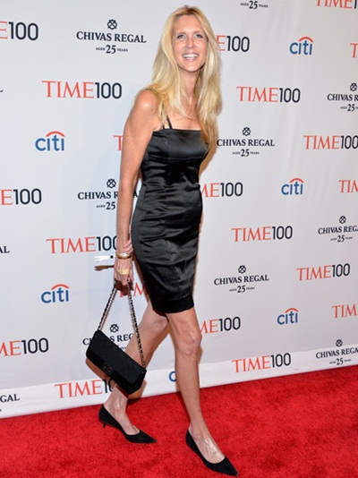 Ann Coulter Body Measurements Bra Size
