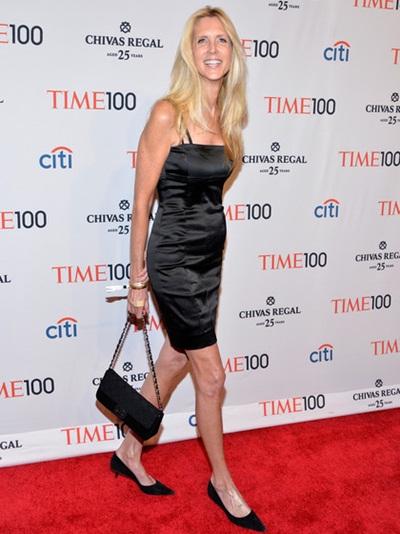 Ann Coulter Body Measurements Bra Size