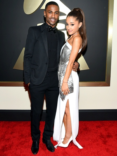 Big Sean and Ariana Height Weight Body Shape
