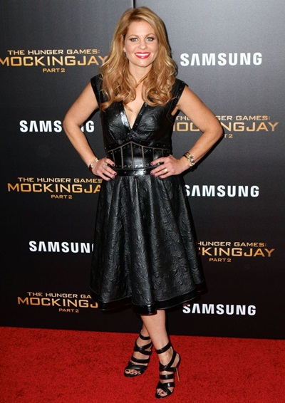 Candace Cameron Bure Measurements Body Shape
