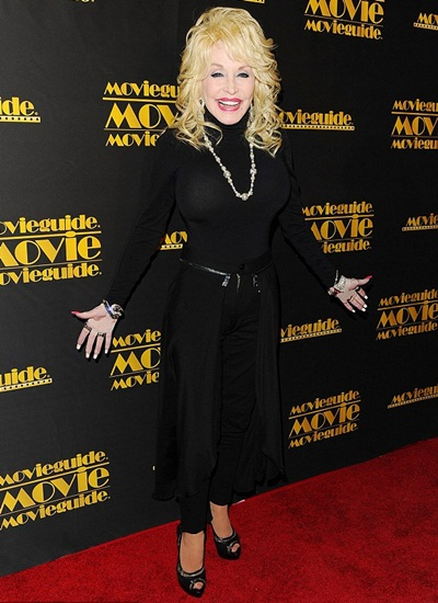 Dolly Parton Body Measurements Shape