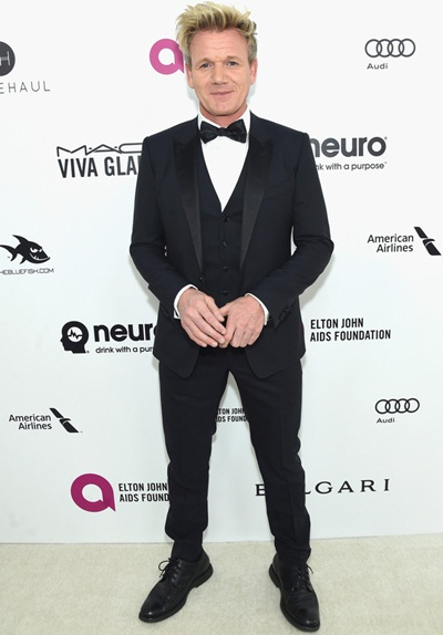 Gordon Ramsay Body Measurements Shape