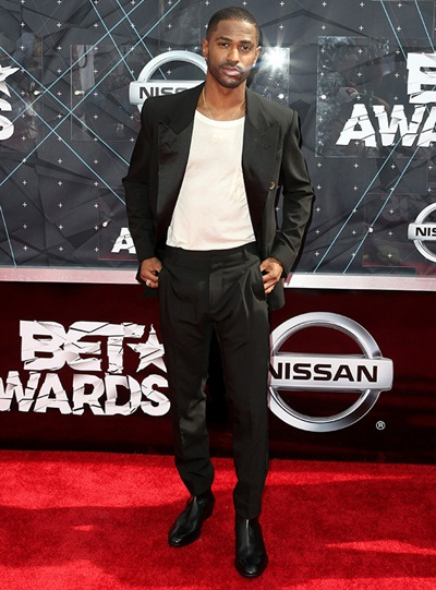 Rapper Big Sean Body Measurements Shoe Size