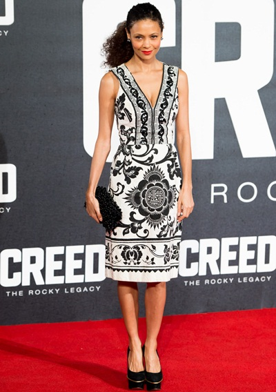 Thandie Newton Height Weight Shoes