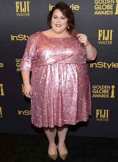 Chrissy Metz Height Weight Bra Size