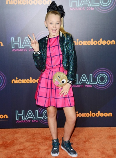 JoJo Siwa Height Weight Body Shape
