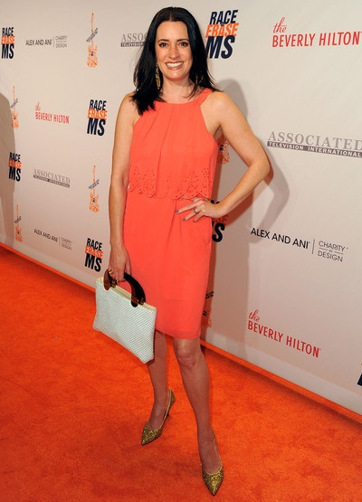 Paget Brewster Height Weight Shoe Size