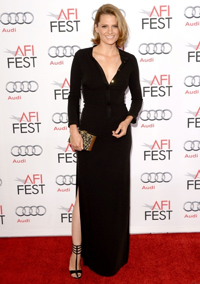 Stana Katic Measurements Body Figure Shape