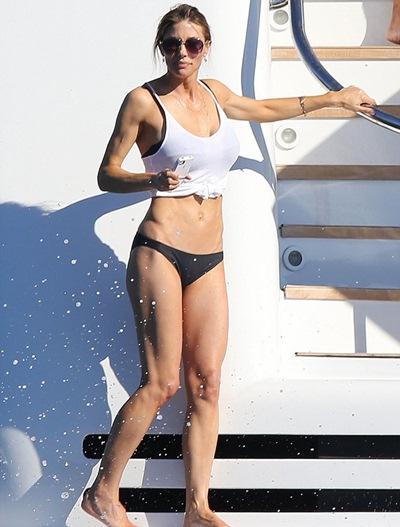 Jennifer Flavin Height Weight Bra Size