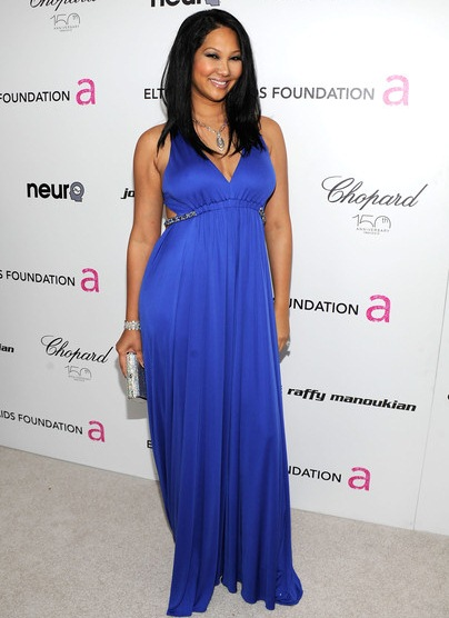 Kimora Lee Simmons Measurements Body Shape