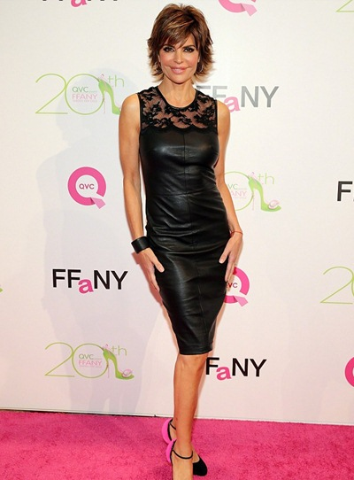 Lisa Rinna Height Weight Bra Size