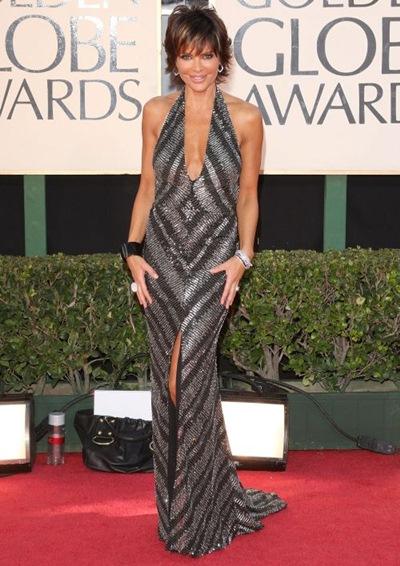 Lisa Rinna Measurements Body Figure Shape