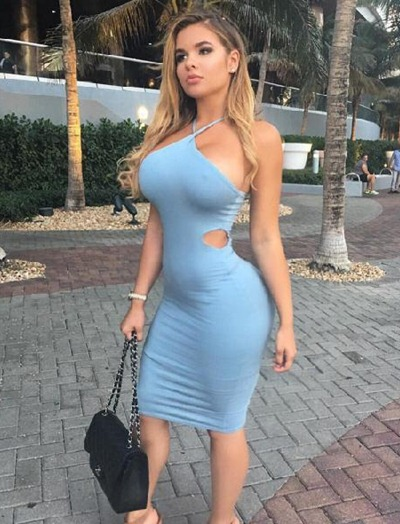 Anastasia Kvitko Body Measurements Figure Shape