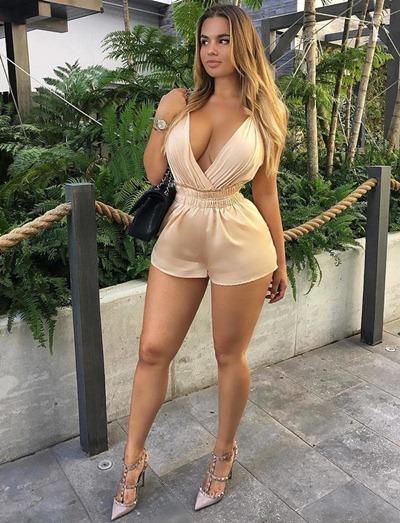 Anastasia Kvitko Height Weight Bra Size