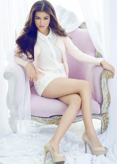 Liza Soberano Body Measurements Shape
