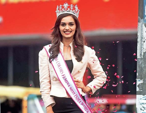 Manushi Chhillar Miss World 2017 Measurements