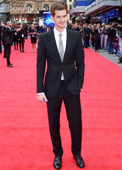 Andrew Garfield Body Measurements Shape