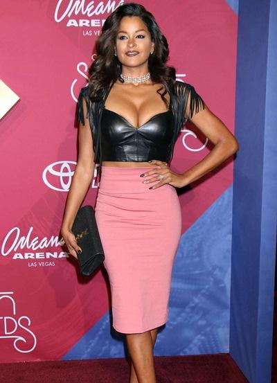 Claudia Jordan Height Weight Bra Size