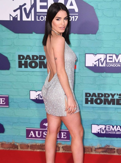 Lali Esposito Height Weight Shoe Size
