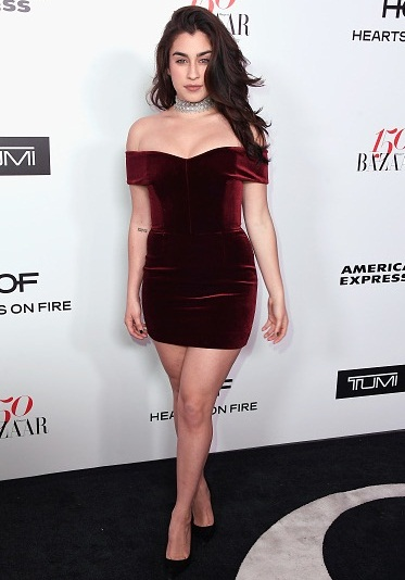 Lauren Jauregui Measurements Body Figure Shape