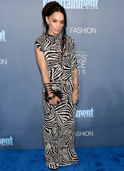 Lisa Bonet Height Weight Shoe Size