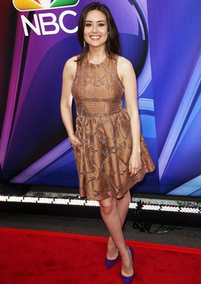 Megan Boone Height Weight Bra Size