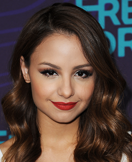 Actress Aimee Carrero